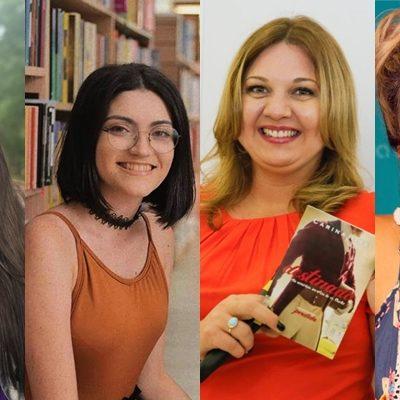 4 ótimas autoras para acompanhar Paola Aleksandra Jadna Alana Carina Rissi Giovanna Vaccaro