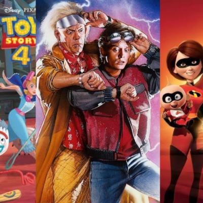 11 Filmes para assistir com a família
