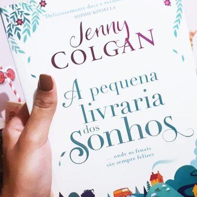 A pequena livraria dos sonhos de Jenny Colgan_ Foto Parada Pop