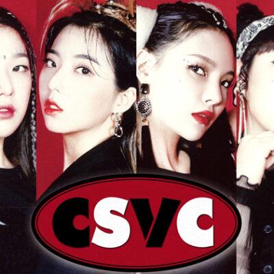 De volta aos anos 90 com o girlgroup de kpop CSVC