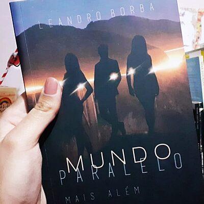 Mundo Paralelo Mais Além Leandro Borba _ Foto Parada Pop