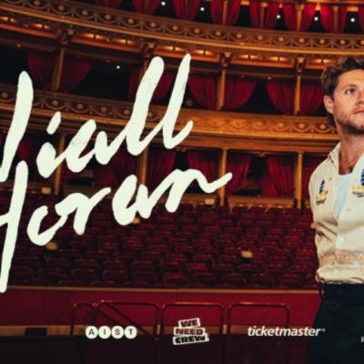 Niall Horan fará live no Royal Albert Hall