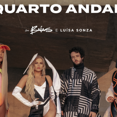 """""""Quarto Andar"""": As Baías anunciam feat com Luísa Sonza"""