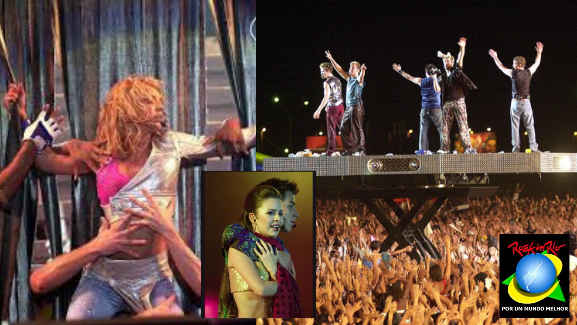 20 anos da estréia do Dia do POP no Rock in Rio
