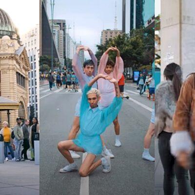 10 dance covers impressionantes de KPOP em público
