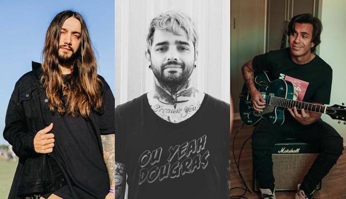 Artistas que também se dedicam às produções musicais