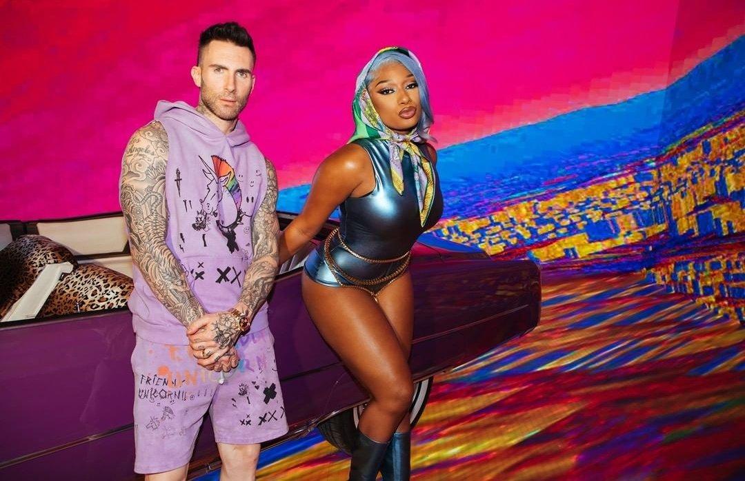 Maroon 5 e Megan Thee Stallion