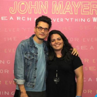 John Mayer e Mariana