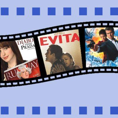Hits de Madonna que foram trilha de filmes