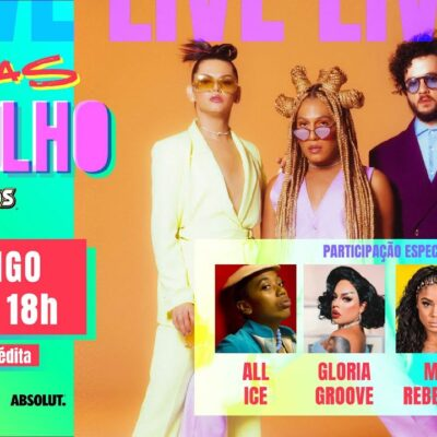 Live Show Orgulho As Baías