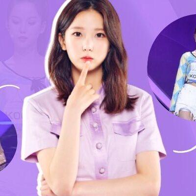 GIRLS PLANET 999: Precisamos falar sobre a história da Yujin