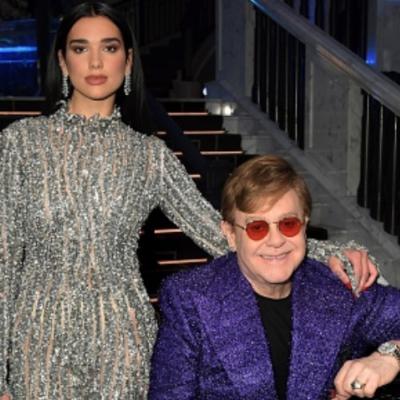 Cold Heart/ Dua Lipa e Elton John